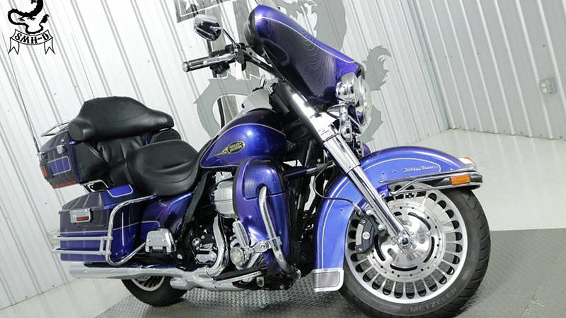 2009 Harley-Davidson Touring for sale 200627185