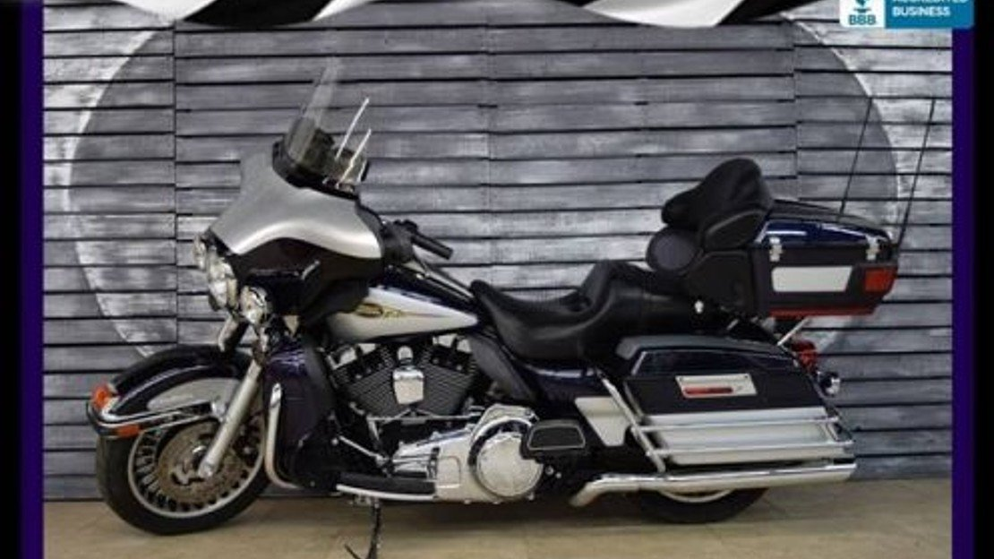 2009 Harley-Davidson Touring for sale 200628407