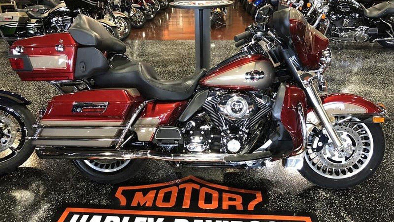 2009 Harley-Davidson Touring for sale 200628720