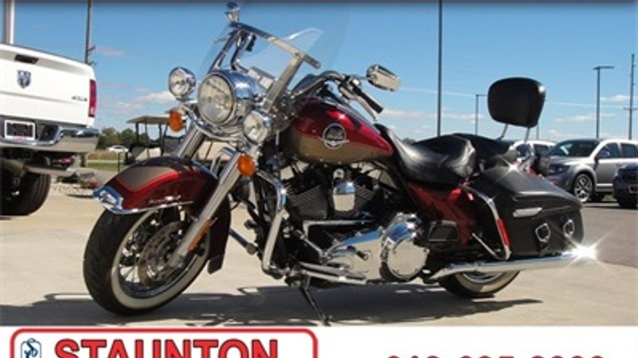 2009 Harley-Davidson Touring Road King Classic for sale 200642766