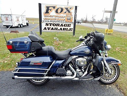 2009 Harley-Davidson Touring for sale 200518204