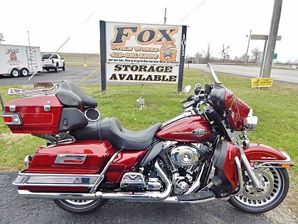 2009 Harley-Davidson Touring for sale 200559732