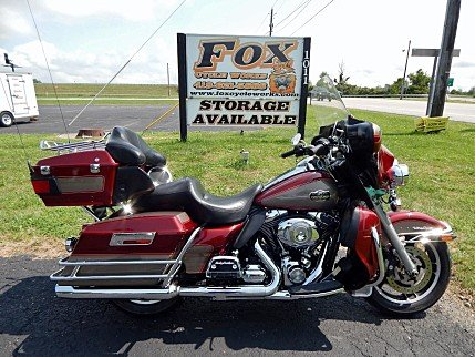 2009 Harley-Davidson Touring for sale 200617894
