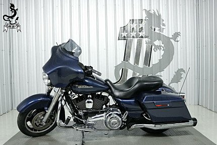 2009 Harley-Davidson Touring Street Glide for sale 200627127