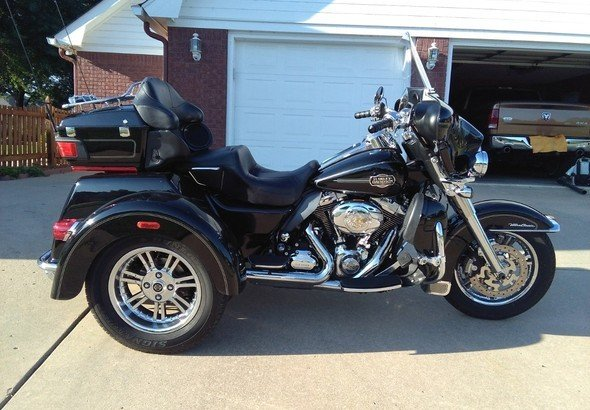 2009 Harley Davidson Trike Motorcycles For Sale Motorcycles On