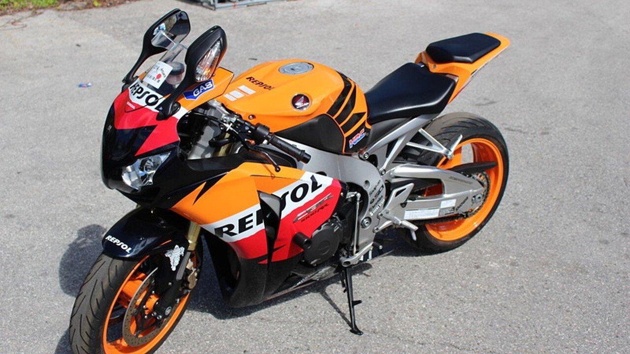 2009 Honda CBR1000RR for sale 200424503
