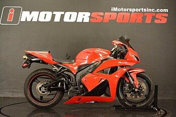 2009 Honda CBR600RR for sale 200451356
