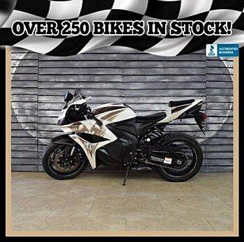 2009 Honda CBR600RR for sale 200636368
