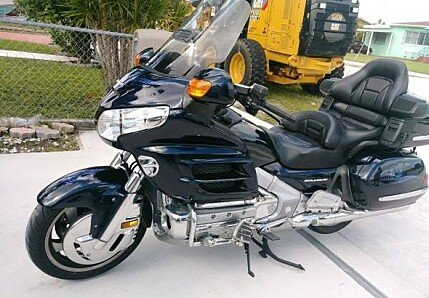 2009 Honda Gold Wing for sale 200544654