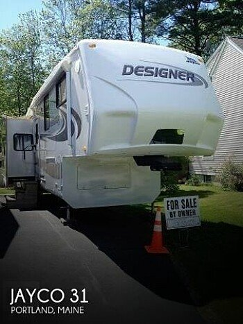 2009 JAYCO Designer for sale 300118810