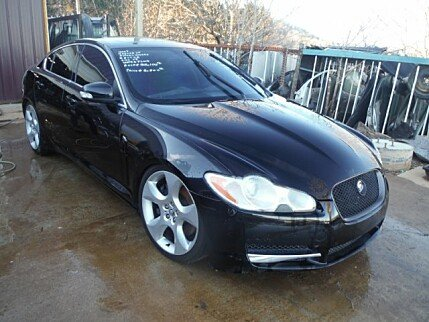 2009 Jaguar XF Supercharged for sale 100843907
