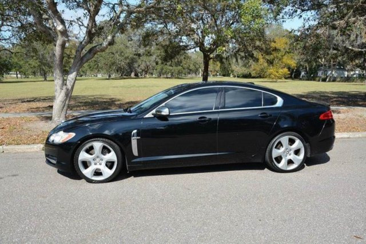 Autotrader Jaguar Xf >> 2009 Jaguar XF Supercharged for sale near Clearwater, Florida 33755 - Classics on Autotrader