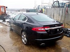 2009 Jaguar XF Supercharged for sale 100749649