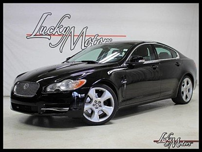 2009 Jaguar XF Supercharged for sale 100858665