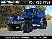 2009 Jeep Wrangler 4WD X for sale 100874634