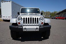 2009 Jeep Wrangler 4WD Unlimited Sahara for sale 100979264