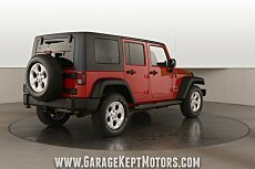 2009 Jeep Wrangler 4WD Unlimited X for sale 100989205