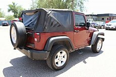 2009 Jeep Wrangler 4WD X for sale 101001422