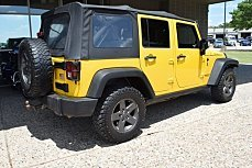 2009 Jeep Wrangler 4WD Unlimited Rubicon for sale 101004004