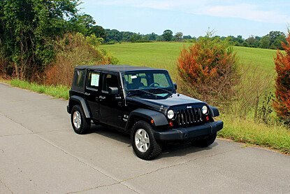 2009 Jeep Wrangler 2WD Unlimited X for sale 101027077