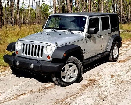 2009 Jeep Wrangler 4WD Unlimited X for sale 101040226