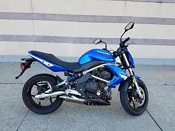 2009 Kawasaki ER-6n for sale 200503071