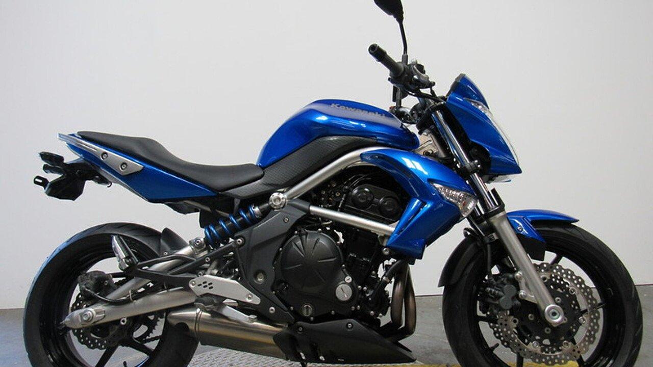 2009 Kawasaki ER-6n for sale 200621186
