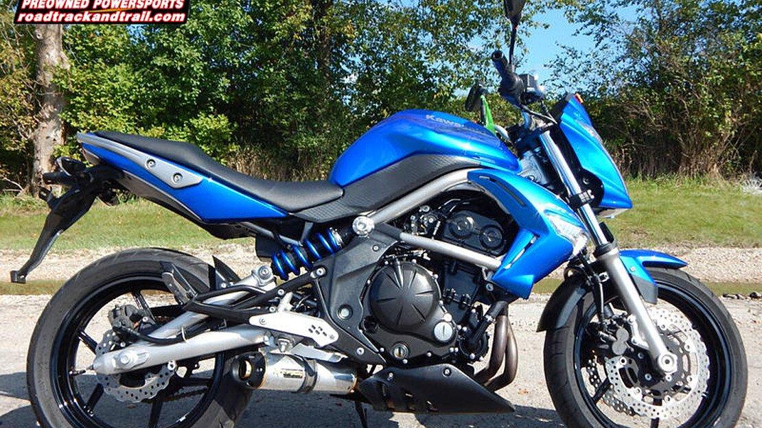 2009 Kawasaki ER-6n for sale 200628152