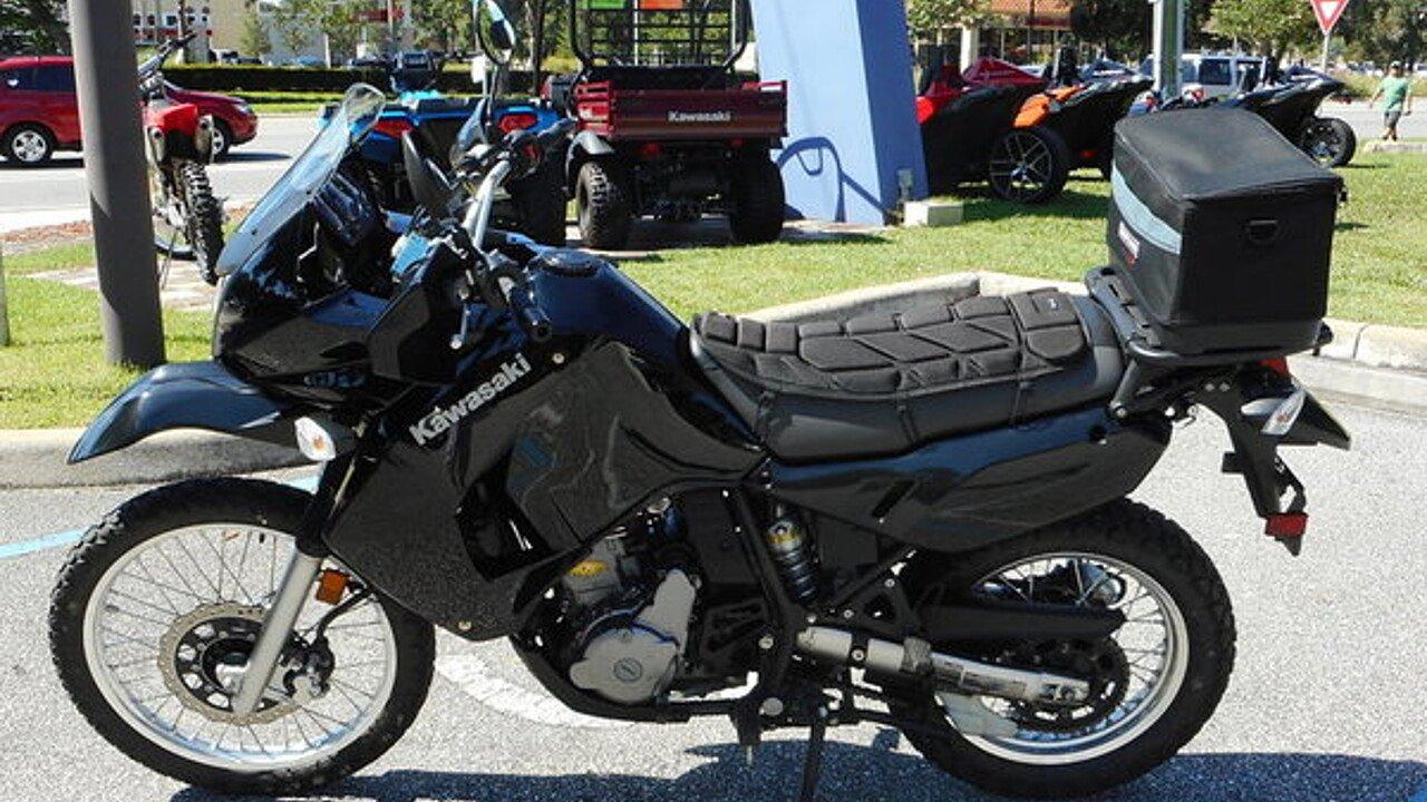 2009 Kawasaki KLR650 for sale 200599878