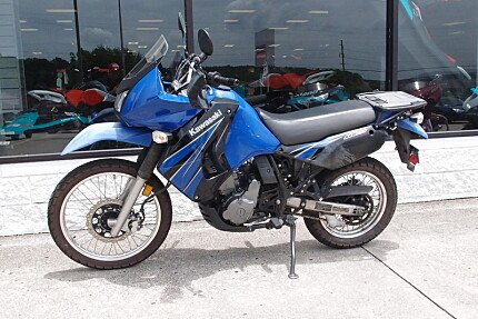 2009 Kawasaki KLR650 for sale 200578324