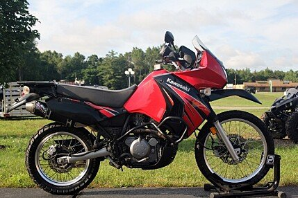 2009 Kawasaki KLR650 for sale 200590973