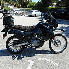 2009 Kawasaki KLR650 for sale 200599878