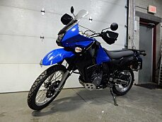 2009 Kawasaki KLR650 for sale 200652037