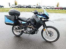 2009 Kawasaki KLR650 for sale 200652665
