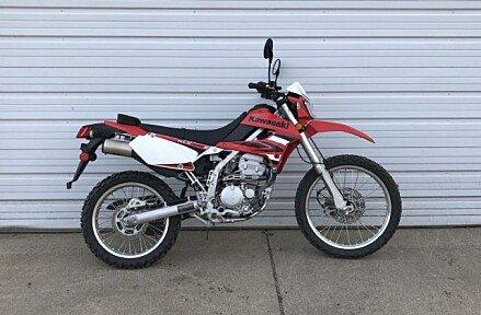 2009 Kawasaki KLX250S for sale 200651688