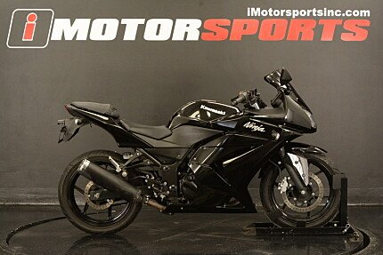 2009 Kawasaki Ninja 250R for sale 200583011