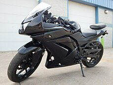 2009 Kawasaki Ninja 250R for sale 200592445