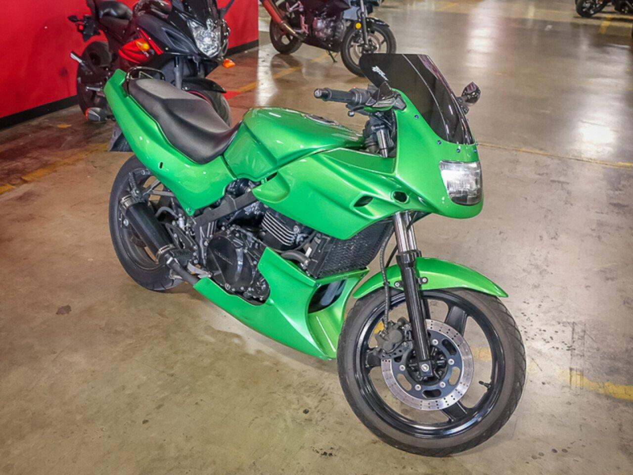 2009 kawasaki ninja 500r for sale near chattanooga, tennessee 37407