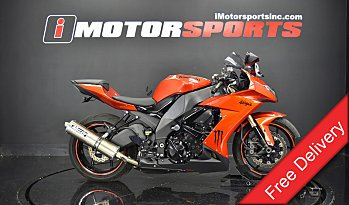 2009 Kawasaki Ninja ZX-10R for sale 200487585