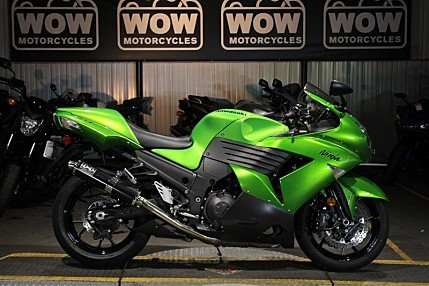 2009 Kawasaki Ninja ZX-14 for sale 200573045