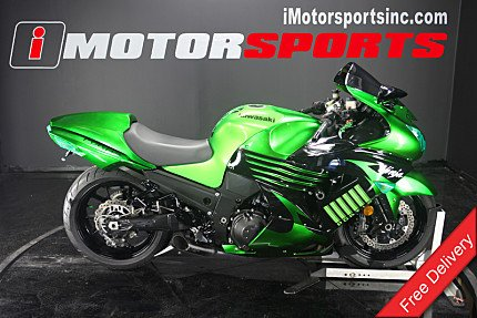 2009 Kawasaki Ninja ZX-14 for sale 200617864