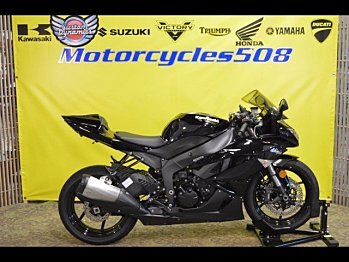 2009 Kawasaki Ninja ZX-6R for sale 200446693