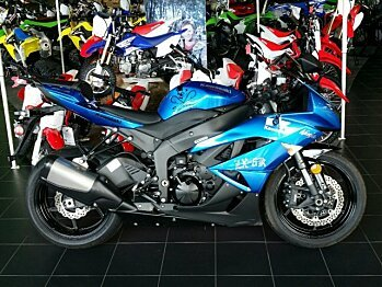 2009 Kawasaki Ninja ZX-6R for sale 200463542