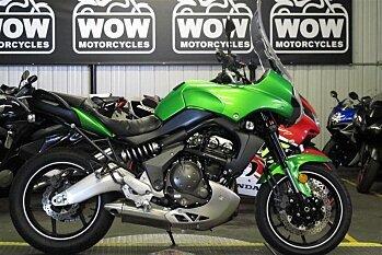 2009 Kawasaki Versys for sale 200455189