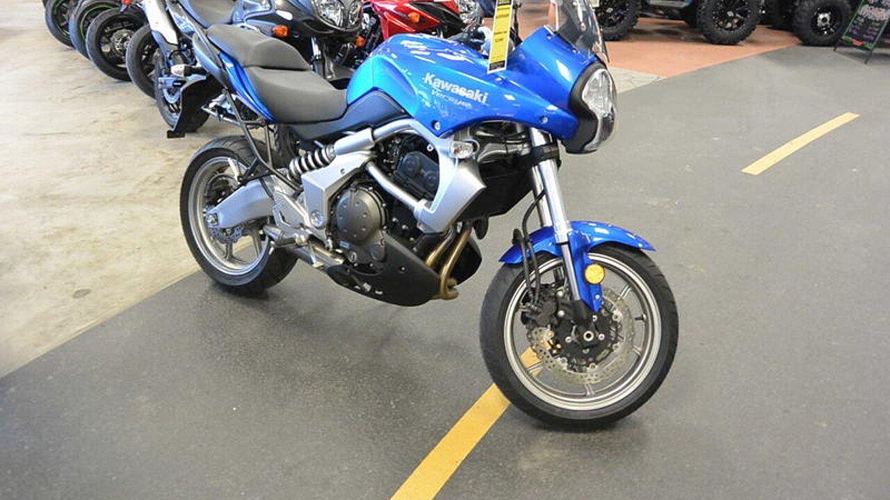 2009 Kawasaki Versys for sale 200619686