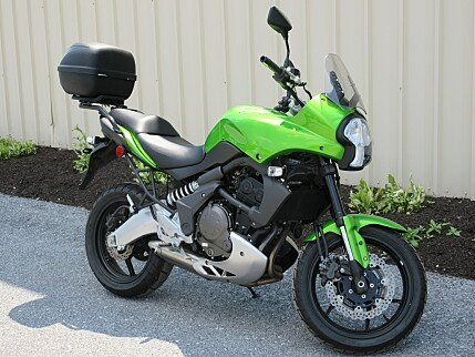 2009 Kawasaki Versys for sale 200467677