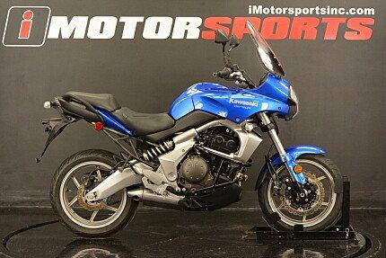 2009 Kawasaki Versys for sale 200530976