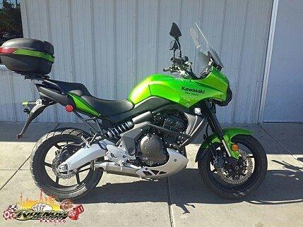 2009 Kawasaki Versys for sale 200547399