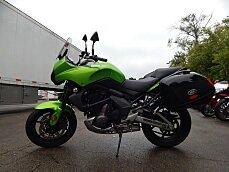 2009 Kawasaki Versys for sale 200598054