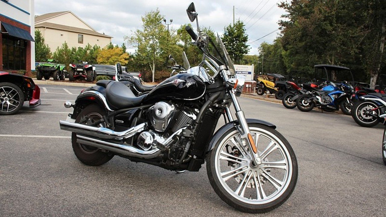 2009 Kawasaki Vulcan 900 for sale 200410983